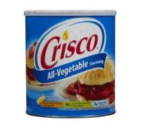 CRISCO - смазка для фистинга. Большая банка. 1,38 кг.