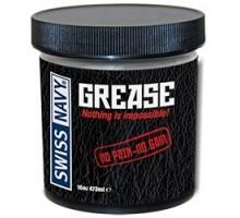 Swiss Navy Grease - Крем для фистинга, 473 мл.