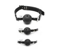Система кляпов из 3 шариков Ball Gag Training System