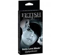 Эротическая маска на глаза Satin Love Mask