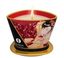 Массажная  свеча Sparkling Strawberry Wine с ароматом клубничного вина - 170 мл.