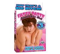 Надувная кукла-толстушка FATTY PATTY